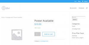 WooCommerce Mini Cart Divi Menu Header Not Updating